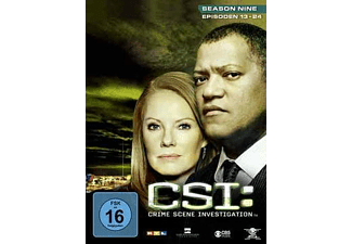 CSI: Crime Scene Investigation - Staffel 9.2 [DVD]