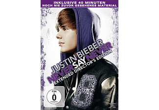 Justin Bieber - Never say Never - (DVD)