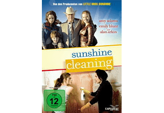 SUNSHINE CLEANING - (DVD)