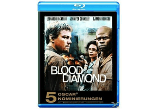 Blood Diamond Action Blu-ray