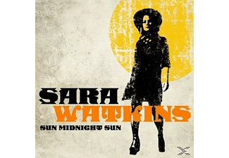 Sara Watkins - Sun Midnight Sun [CD]