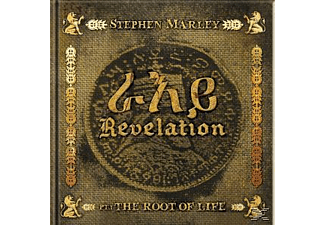 Stephen Marley - Revelation Part 1: The Root Of Life [CD]
