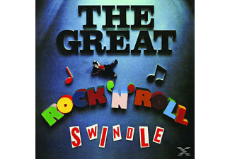 The Sex Pistols - The Great Rock 'n' Roll Swindle [CD]