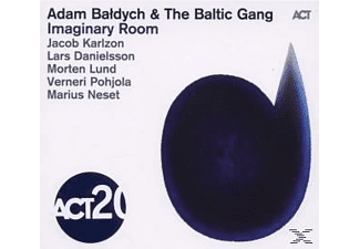 Adam Baldych;The Baltic Gang;Jacob Karlzon;Lars Danielsson;Morten Lund;Verneri Pohjola;Marius Neset - Imaginary Room [CD]