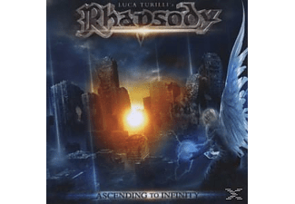 Luca's Rhapsody Turilli - Ascending To Infinity [CD]