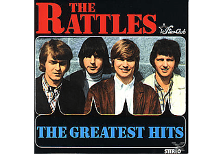The Rattles - GREATEST HITS - (CD)