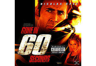 The Original Soundtrack, OST/VARIOUS - Gone In 60 Seconds [CD]