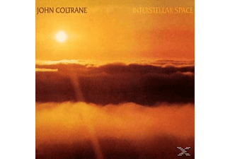 John Coltrane - Interstellar Space - (CD)