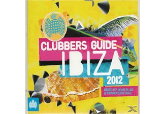 Various, Various/Elan, Jean & Diaz, Francesco (Mixed By) - Clubbers Guide Ibiza 2012 [CD]