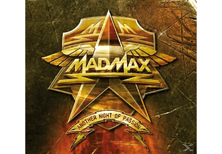 Mad Max - Another Night Of Passion [CD]