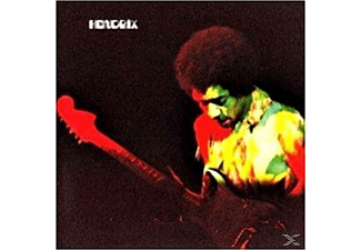 Jimi Hendrix - Band Of Gypsys [CD]
