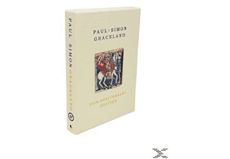 Paul Simon - Graceland 25th Anniversary Collector's Edition Box [CD]