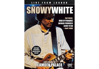Snowy White - Live From London - (DVD)