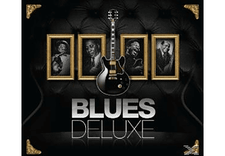 VARIOUS - Blues Deluxe - (CD)