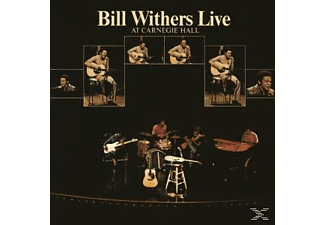 Bill Withers - Bill Withers Live At Carnegie Hall - (Vinyl)