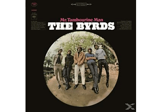 The Byrds - Mr.Tambourine Man - (Vinyl)