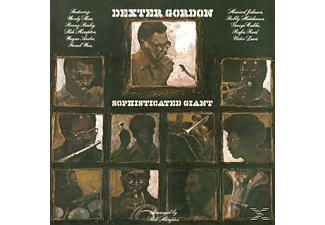 Dexter Gordon - Sophisticated Giant - (Vinyl)