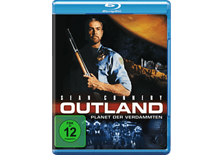 Outland - Planet der Verdammten - (Blu-ray)