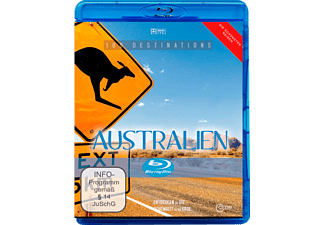 100 DESTINATIONS - AUSTRALIEN [Blu-ray]