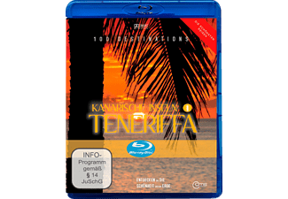 100 DESTINATIONS - KANARISCHE INSELN [Blu-ray]