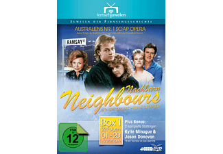 Nachbarn/Neighbours - Box 1 [DVD]