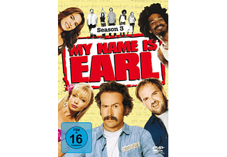 My Name Is Earl - Season 3 DVD-Box - (DVD)
