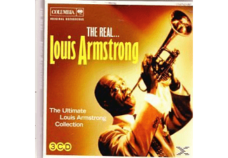 Louis Armstrong - The Real...Louis Armstrong [CD]