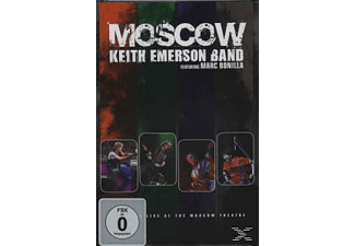 Keith Emerson - Moscow [DVD]