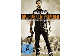 Machine Gun Preacher Action DVD