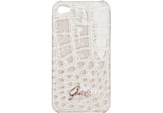 GUESS Back cover Croco Beige (GUEGUP4CRBE)
