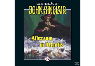 John Sinclair 75: Albtraum in Atlantis - (CD)