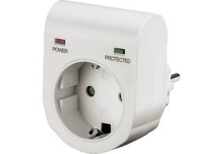 HAMA Surge Protection Adapter - (00047771)