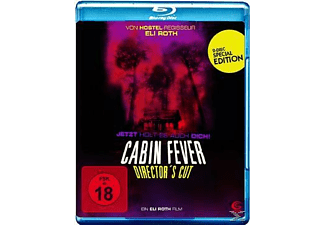 Cabin Fever - Director's Cut [Blu-ray]