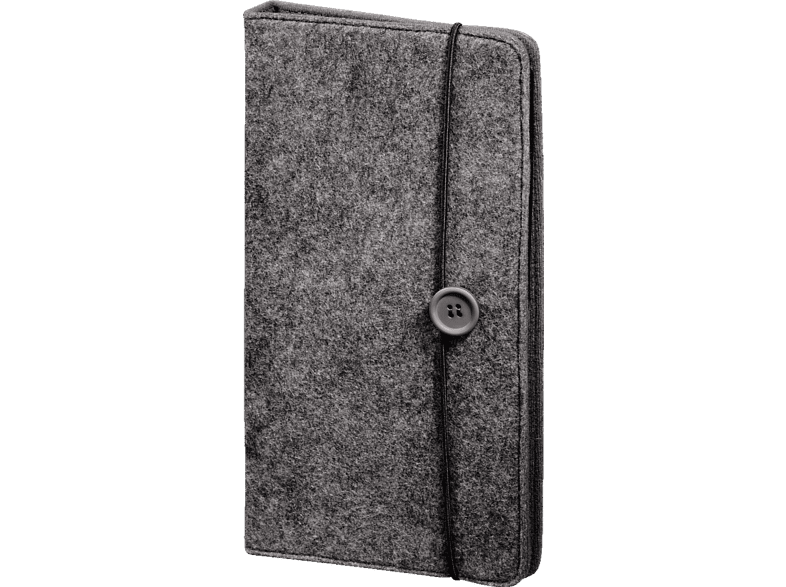 "HAMA """"Felt"""" CD/DVD/Blu-ray Wallet 48 Grey - (95676) laptop  tablet  computing  αποθήκευση δεδομένων cd  dvd  blu ray αξεσουάρ θήκες"