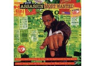 Assassin - Most Wanted - (CD)