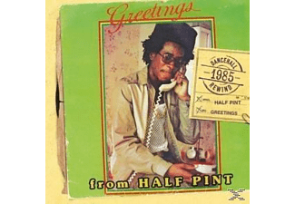 Half Pint - Greetings (Special Edition) - (CD)