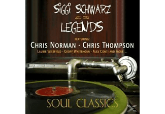 The Legends - Soul Classics - (CD)
