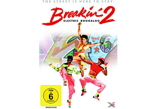 Breakin' 2: Electric Boogaloo [DVD]