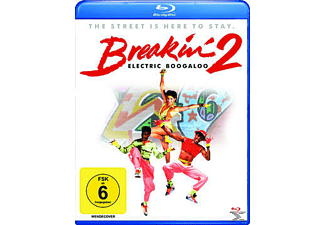 Breakin' 2: Electric Boogaloo [Blu-ray]