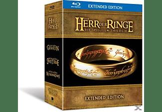 Herr der Ringe Trilogie auf Blu-ray