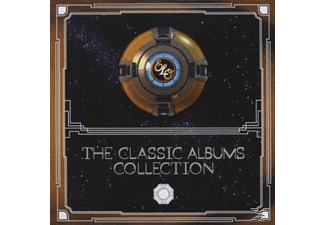 Electric Light Orchestra - The Classic Albums Collection [CD]
