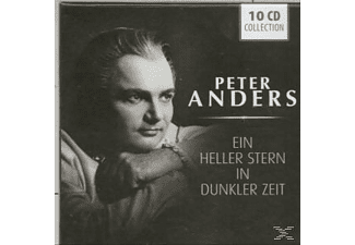 Peter Anders, Various - Peter Anders: Ein Heller Stern In Dunkler Zeit [CD]