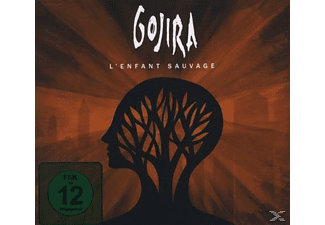 Gojira - L'enfant Sauvage [CD + DVD Video]