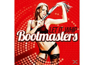 Bootmasters - Let It Whip - (Maxi Single CD)