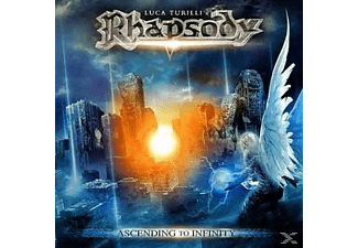 Luca Turilli´s Rhapsody - Ascending To Infinity [CD + DVD Video]