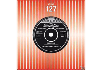 VARIOUS - Backline Vol.127 - (CD)