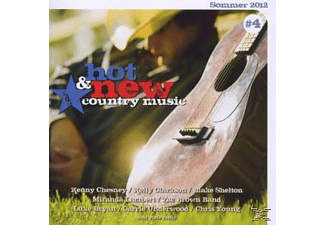 Various - Hot & New Country Music Vol.4 [CD]