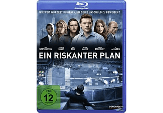 Ein riskanter Plan Thriller Blu-ray