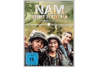 NAM - DIENST IN VIETNAM - STAFFEL 3.2 [DVD]