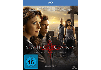 Sanctuary - Staffel 3 - (Blu-ray)